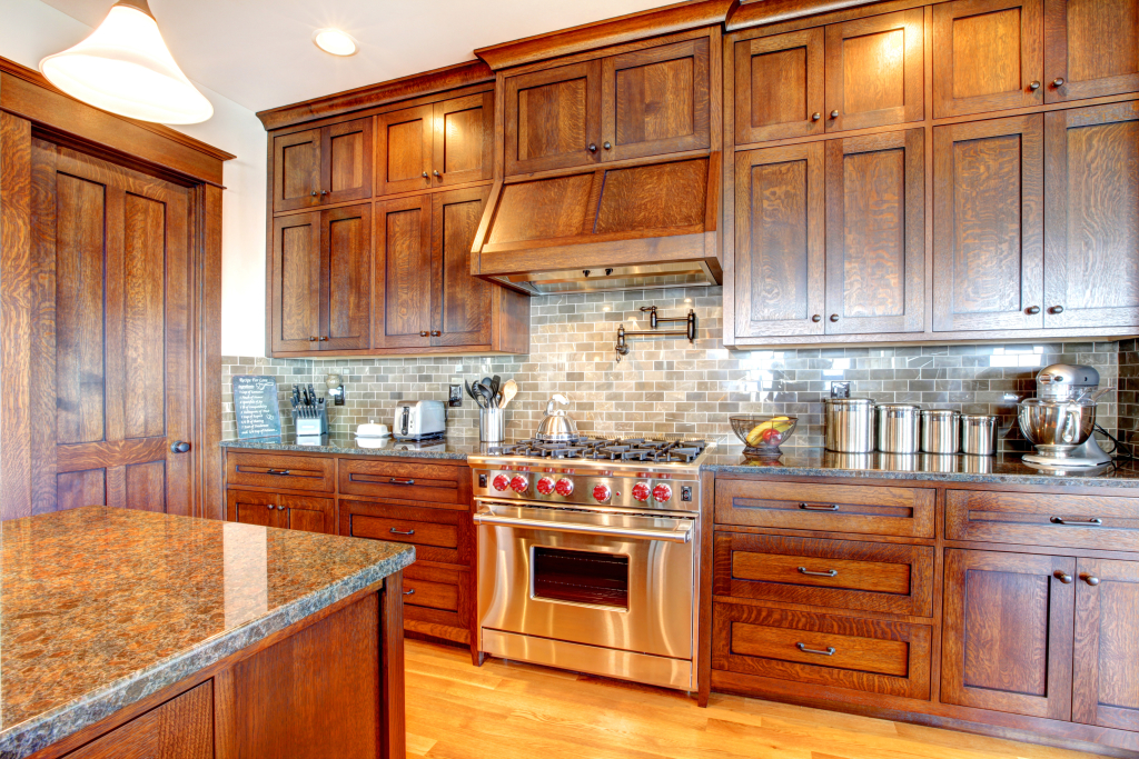Quality Custom Cabinets Made According To Your Style.